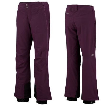 photo: Columbia Back It Up Pant snowsport pant