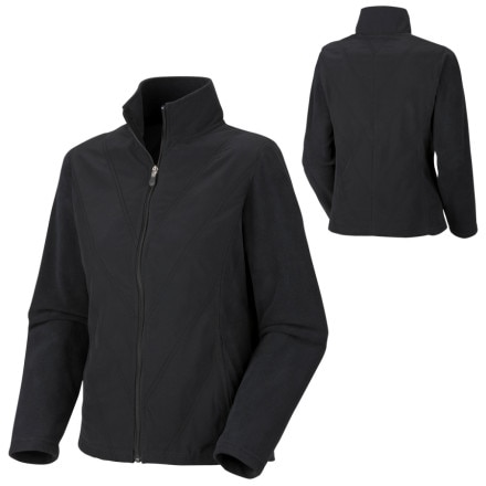 photo: Columbia Catalina Crest Jacket synthetic insulated jacket