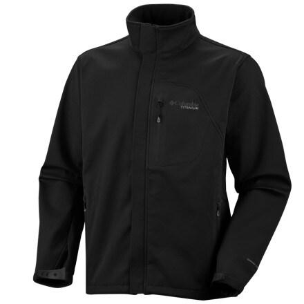 photo: Columbia Thermodynamic Softshell soft shell jacket