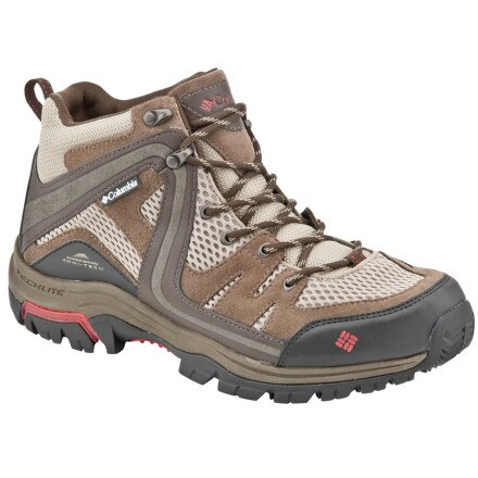 photo: Columbia Men's Shastalavista Mid Omni-Tech hiking boot