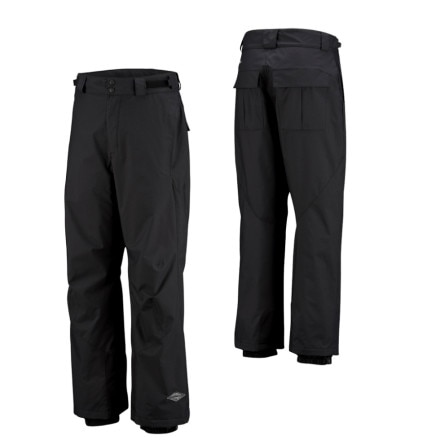photo: Columbia Boundary Run Pant snowsport pant