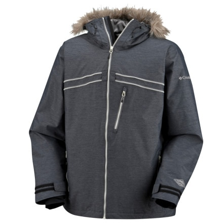 photo: Columbia Night Ride Jacket snowsport jacket