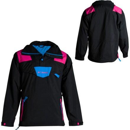 photo: Columbia Monashee Pullover snowsport jacket