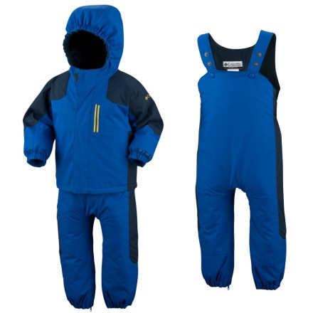photo: Columbia Boys' Little Lumberjack Set kids' snowsuit/bunting
