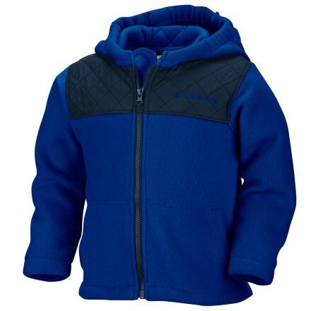 photo: Columbia Carson Cutie Jacket fleece jacket