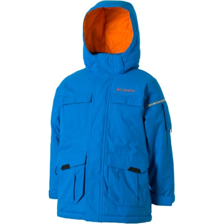 photo: Columbia Pop Shove-it Jacket synthetic insulated jacket