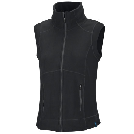 photo: Columbia Just Right Vest fleece vest