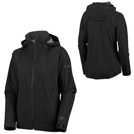 photo: Columbia Peak Power Shell waterproof jacket