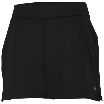 Columbia Run Some More Skort