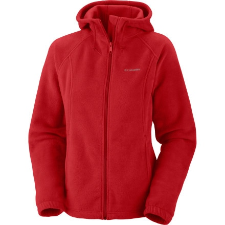 Columbia Benton Springs Hooded Fleece Jacket - Women's