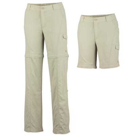 photo: Columbia Psych to Hike Convertible Pant hiking pant