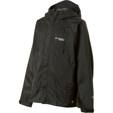 photo: Columbia Tiger Hybrid Jacket waterproof jacket