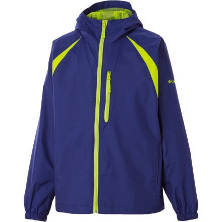 photo: Columbia Flow Summit Jacket wind shirt