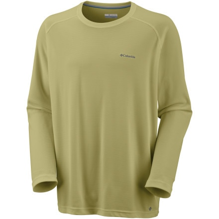 photo: Columbia Men's Bug Shield Long Sleeve Top long sleeve performance top