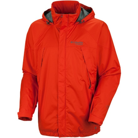 photo: Columbia Raintech Jacket waterproof jacket