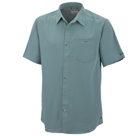Columbia Security Check II Shirt - Short-Sleeve - Men's