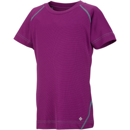 Columbia Silver Ridge T-Shirt - Short-Sleeve - Little Girls'