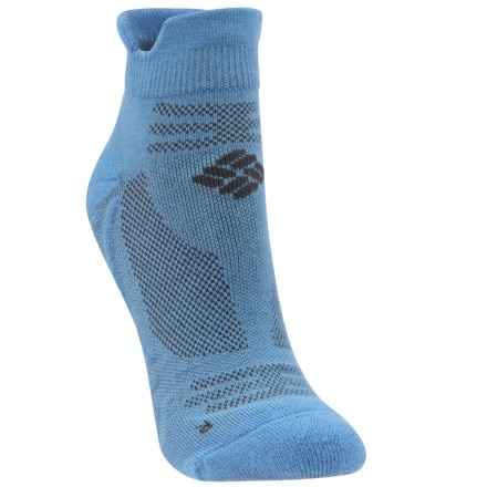 photo: Columbia Ravenous Micro Tab Sock running sock