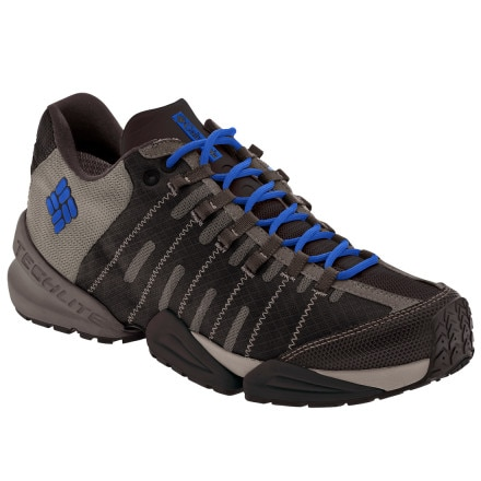 photo: Columbia Master of Faster Low Omni-Tech trail shoe