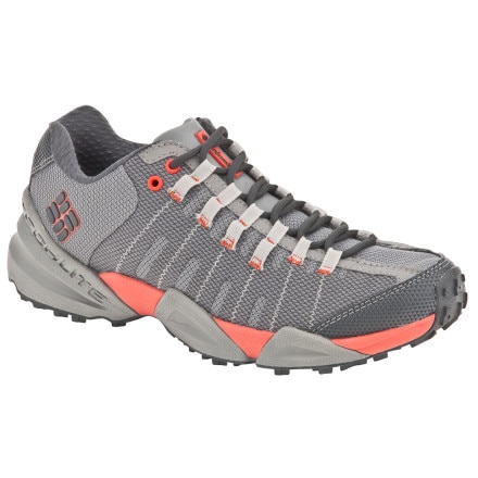 photo: Columbia Women's Master of Faster Low trail shoe