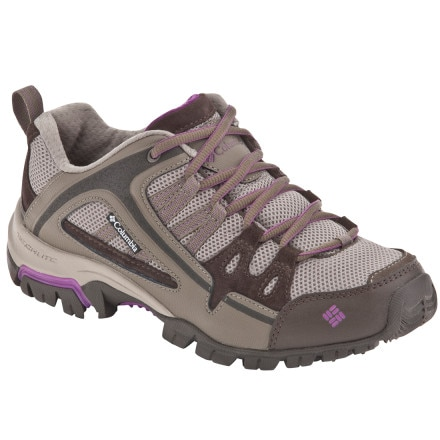 photo: Columbia Women's Shastalavista trail shoe