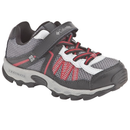 photo: Columbia Kids' Switchback 2 Low trail running shoe