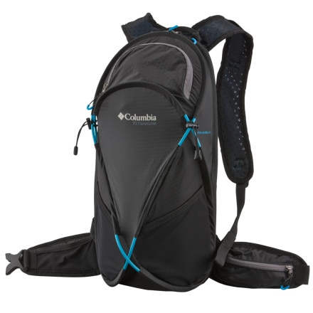 photo: Columbia Mobex Sprint daypack (under 2,000 cu in)