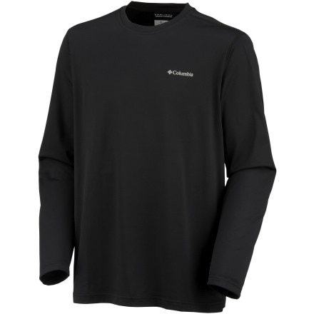 photo: Columbia All Trail Long Sleeve Crew long sleeve performance top