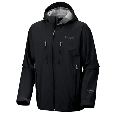 photo: Columbia Deep Ghyll Shell waterproof jacket
