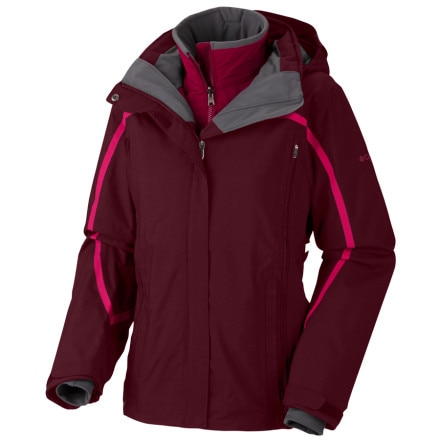 Columbia Bugaboo Tech Parka - Women's