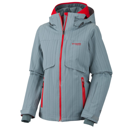 photo: Columbia Double Back Parka component (3-in-1) jacket