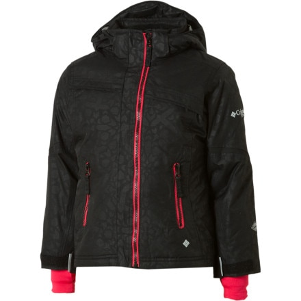 photo: Columbia Snow Flame Jacket snowsport jacket