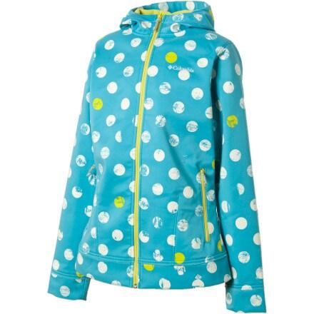 photo: Columbia Dottie Diva Jacket soft shell jacket