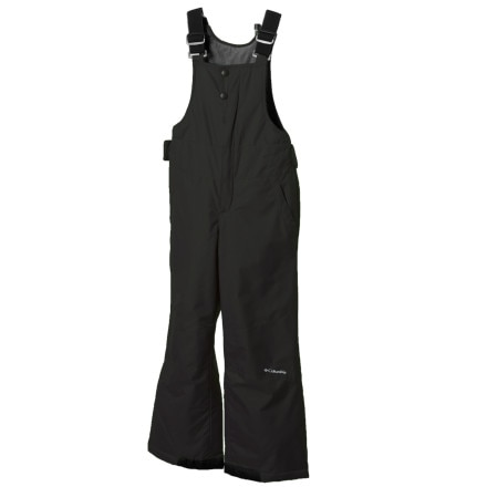 photo: Columbia Crushed Out Bib snowsport pant