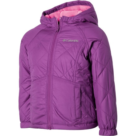 photo: Columbia Girls' Ethan Pond II Jacket snowsport jacket