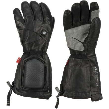 photo: Columbia Women's Bugaglove Max Electric insulated glove/mitten