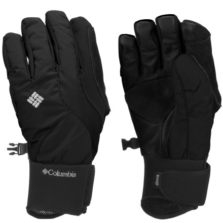 photo: Columbia Diamond II Glove insulated glove/mitten