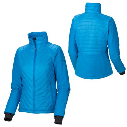 photo: Columbia Chic Technique Jacket synthetic insulated jacket