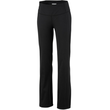 photo: Columbia Back Up Windefend Straight Leg Pant performance pant/tight