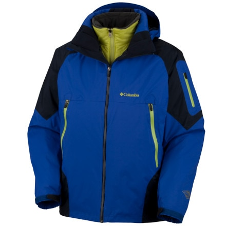 photo: Columbia Glacier to Glade II Parka