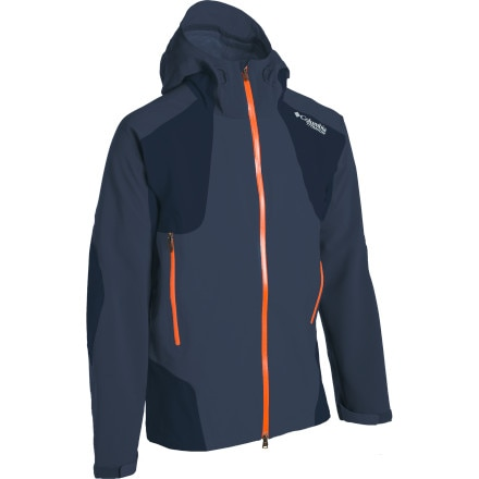 photo: Columbia Triple Trail Shell snowsport jacket