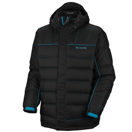 Columbia Bugaboo Puff Down Jacket