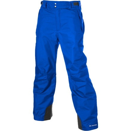 photo: Columbia Men's Bugaboo Pant snowsport pant