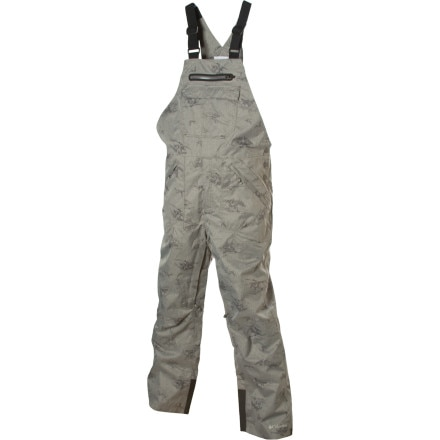 photo: Columbia Modern Logger Bib snowsport pant