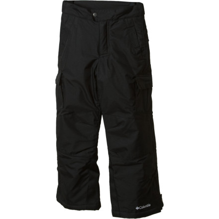 photo: Columbia Pop Shove-it Pant snowsport pant