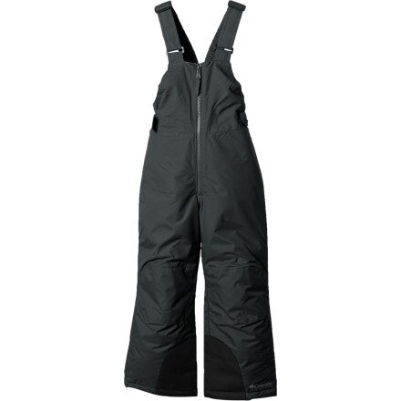 photo: Columbia Boys' Victory Peak Bib snowsport pant