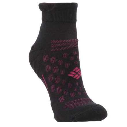 photo: Columbia Ravenice Micro Tab Sock hiking/backpacking sock