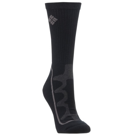 photo: Columbia Women's Hiker Medium II Sock hiking/backpacking sock