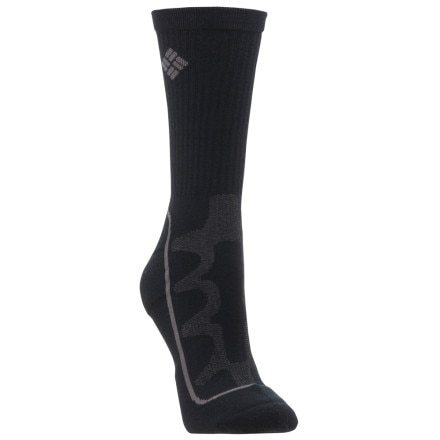 photo: Columbia Women's Hiker Lite Sock hiking/backpacking sock