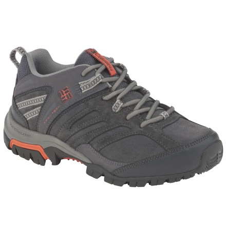 Columbia Shasta Ridge Low LTR Omni-Tech